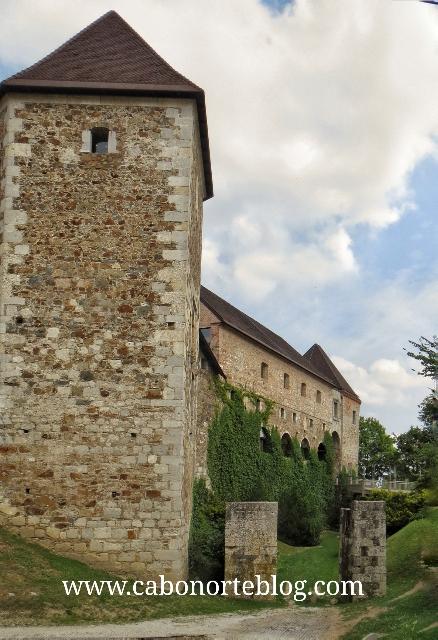 Castillo de Ljubliana, Eslovenia