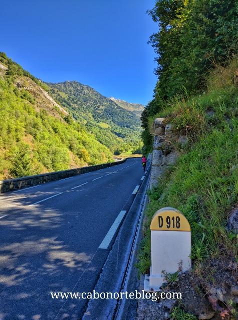 Carretera de segundo orden en Francia