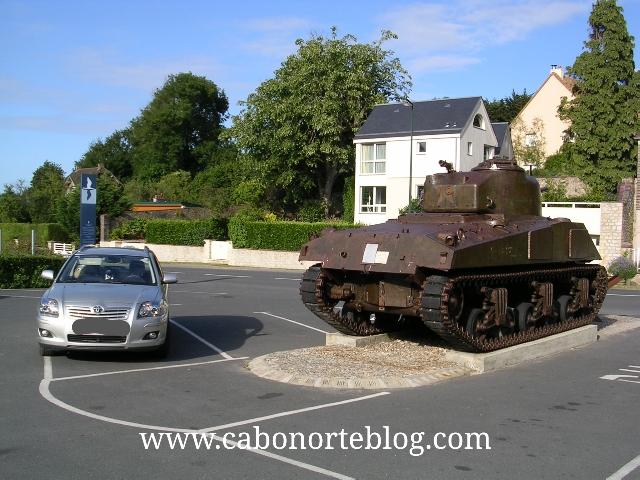 En la Normandía