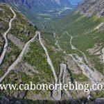 La Carretera de los Trolls, Noruega