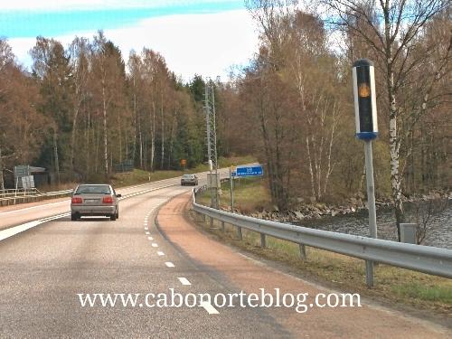 Radar en Suecia