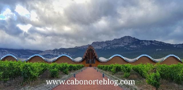 Bodega de la Rioja Alavesa