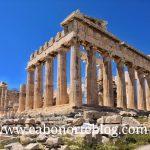 Partenón. Atenas
