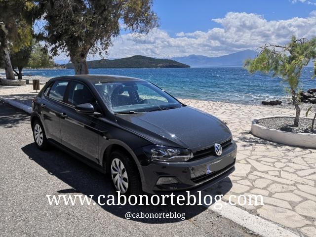 En coche por el Peloponeso