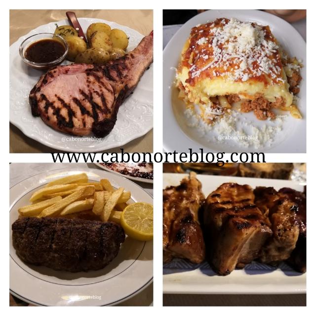 Comida en Grecia