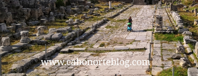 Corintio, Grecia