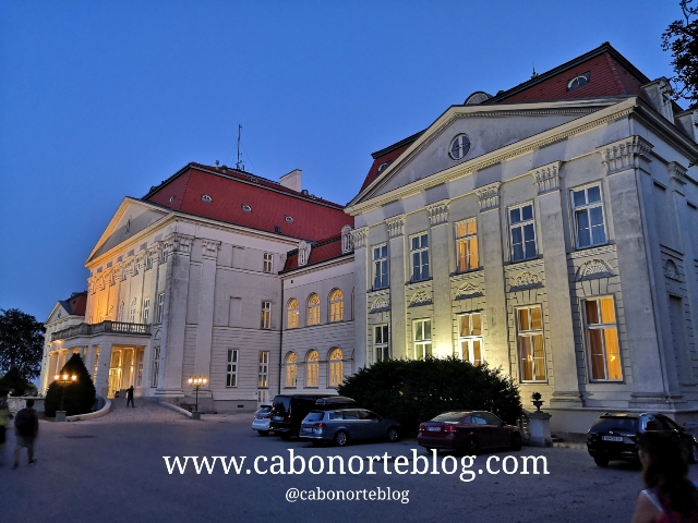 Hotel en las afueras de Viena