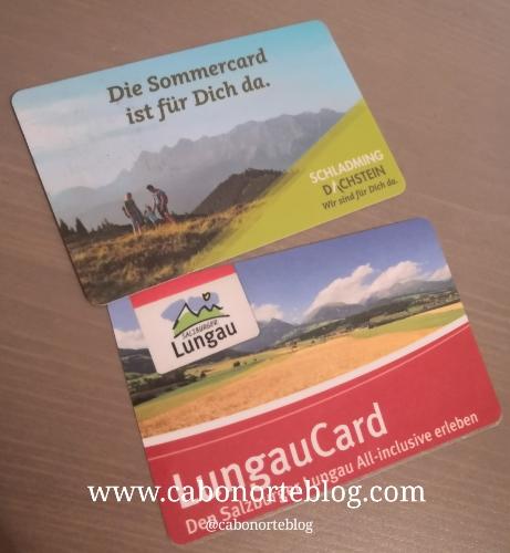 Tarjetas de descuentos en Austria