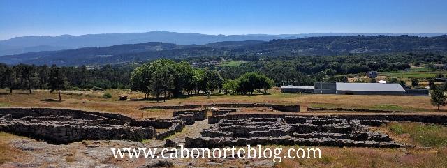 Castromao e o Centro Arqueolóxico da Cultura Castrexa