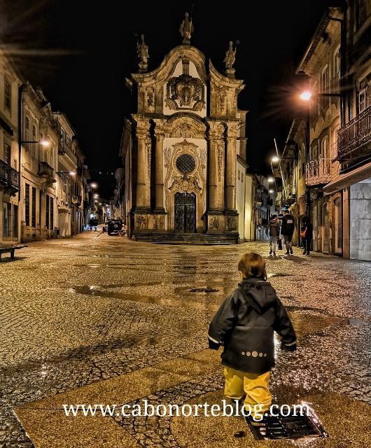 En Vila Real, Portugal
