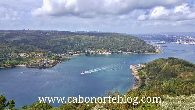 Ría de Ferrol e Fene